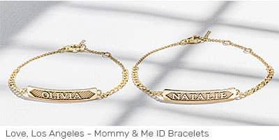 Mommy & Me ID Bracelets