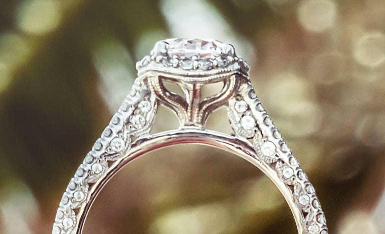 a05db7811adb9 Tacori Settings - Engagement Rings