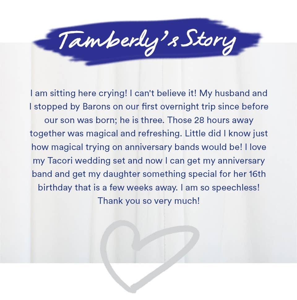 Tamberly's Story