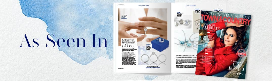 As Seen In Town & Country Magazine